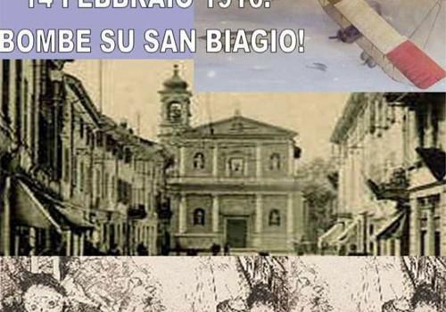 Bombardamento su San Biagio